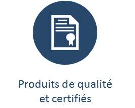 Certificats blueau