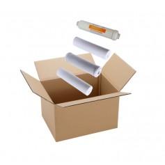 Stock Box de cartouches pour Osmoseur RO5 pour 1 an - 21€ d'économie