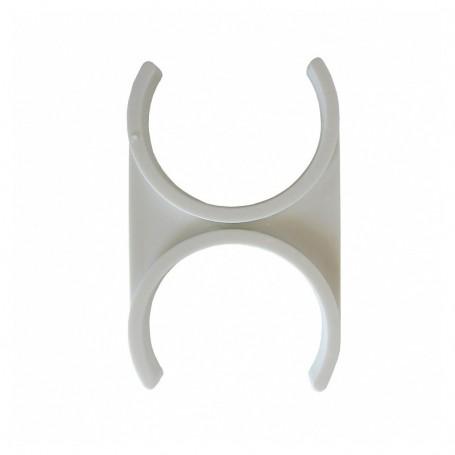 Double clips pour Osmoseur (entre les filtres linéaire)