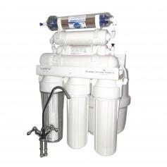 Osmoseur avec mineralisateur et ioniseur