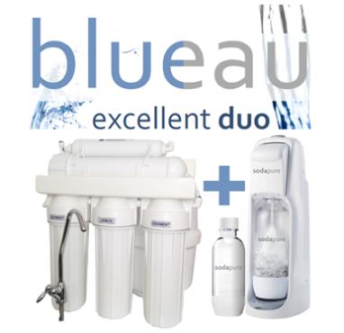 blueau duo soda stream