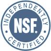 produits certifiés NSF BLUEAU