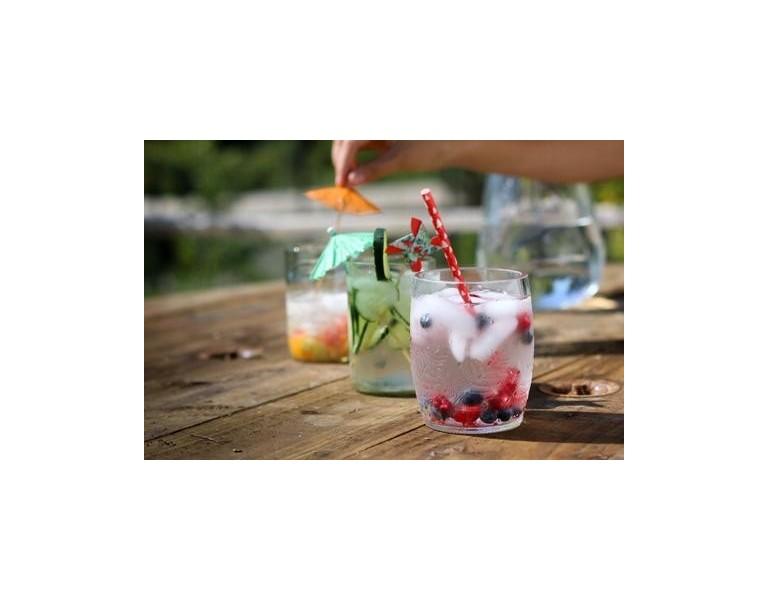 Osmo Cocktails Détox - l'eau osmosée