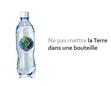 Solution à la pollution des bouteilles en plastique sur la planète: l'Osmoseur